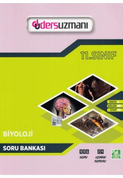 Ders Uzmanı 11. Sınıf Biyoloji Soru Bankası (Yeni)
