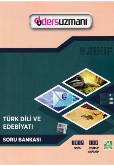 Ders Uzmanı 9. Sınıf Türk Dili ve Edebiyatı Soru Bankası (Yeni)