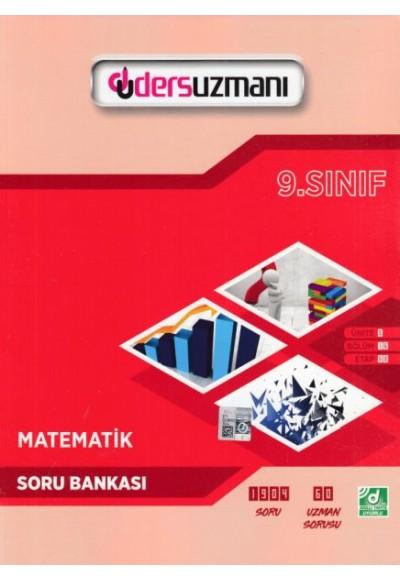 Ders Uzmanı 9. Sınıf Matematik Soru Bankası (Yeni)