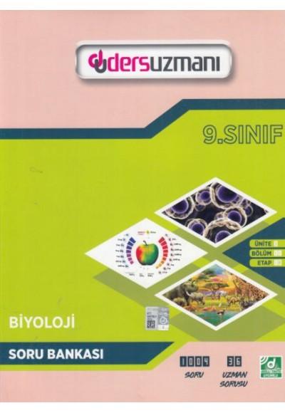 Ders Uzmanı 9. Sınıf Biyoloji Soru Bankası (Yeni)