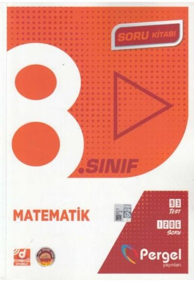 Pergel 8. Sınıf Matematik Soru Kitabı (Yeni)