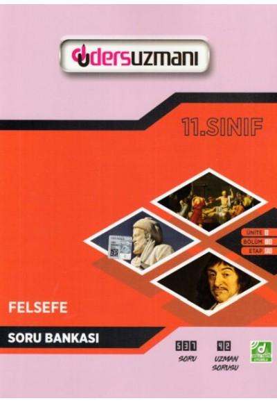 Ders Uzmanı 11. Sınıf Felsefe Soru Bankası (Yeni)