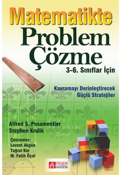 Matematikte Problem Çözme 3 6. Sınıflar İçin