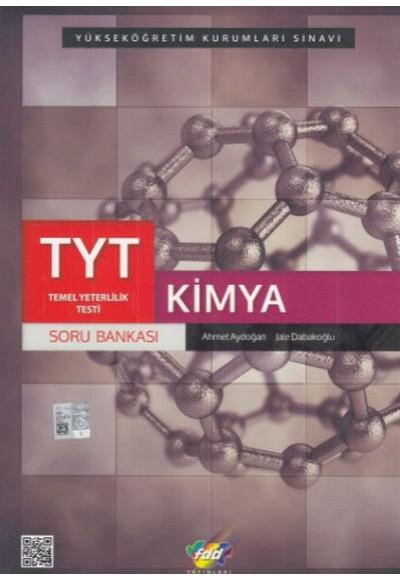FDD TYT Kimya Soru Bankası (Yeni)