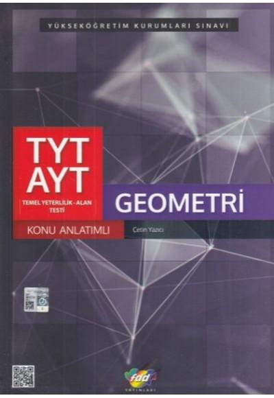 FDD TYT AYT Geometri Konu Anlatımlı Yeni