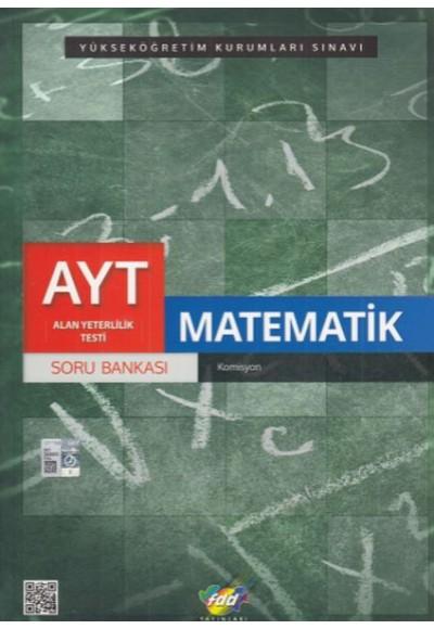 FDD AYT Matematik Soru Bankası Yeni