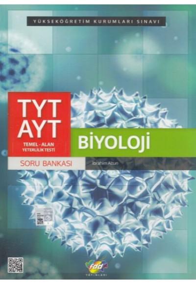 FDD TYT AYT Biyoloji Soru Bankası Yeni