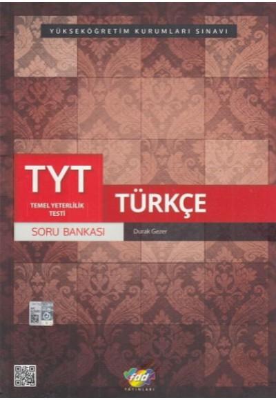 FDD TYT Türkçe Soru Bankası Yeni