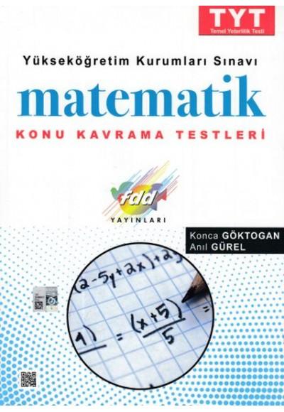 FDD TYT Matematik Konu Kavrama Testleri Yeni