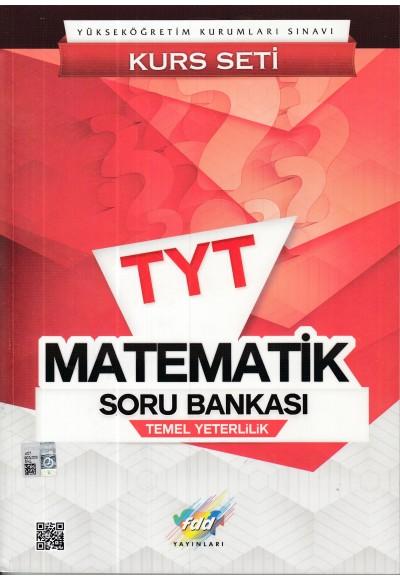 FDD TYT Matematik Kurs Seti Soru Bankası Yeni