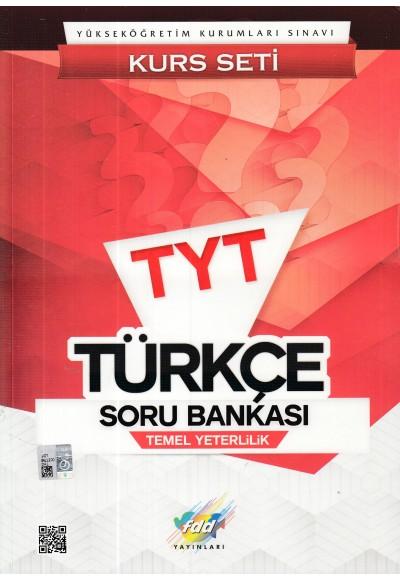 FDD TYT Türkçe Kurs Seti Soru Bankası Yeni