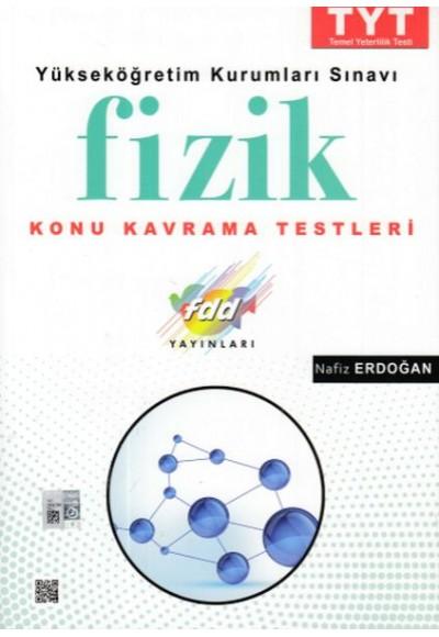 FDD TYT Fizik Konu Kavrama Testleri Yeni