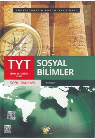 FDD TYT Sosyal Bilimler Soru Bankası Yeni