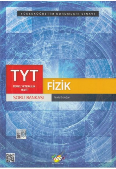 FDD TYT Fizik Soru Bankası Yeni