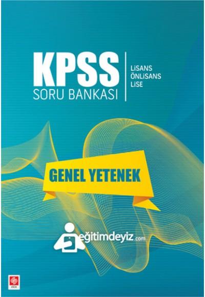 KPSS Genel Yetenek Soru Bankası