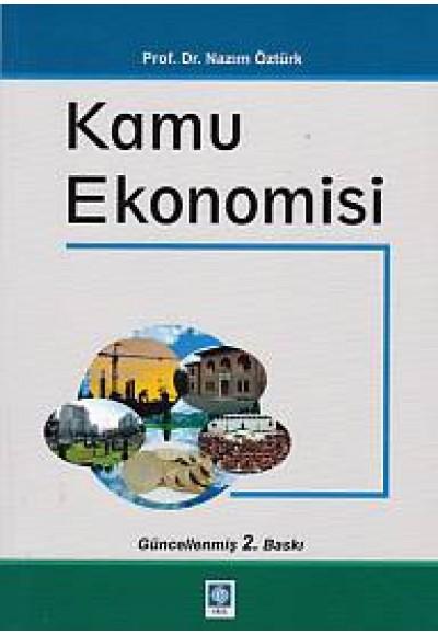 Kamu Ekonomisi Nazım Öztürk