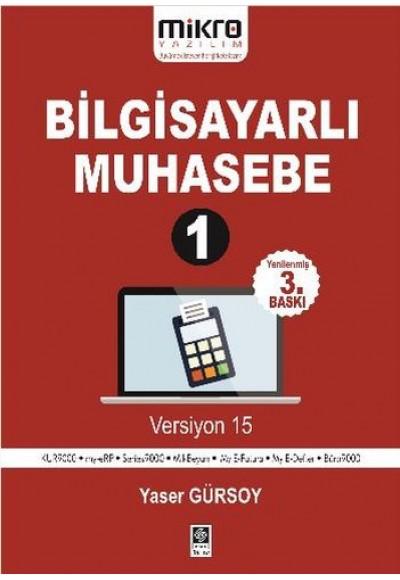 Bilgisayarlı Muhasebe 1 Versiyon 15