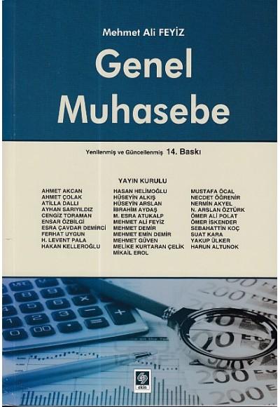 Genel Muhasebe (Mehmet Ali Feyiz)