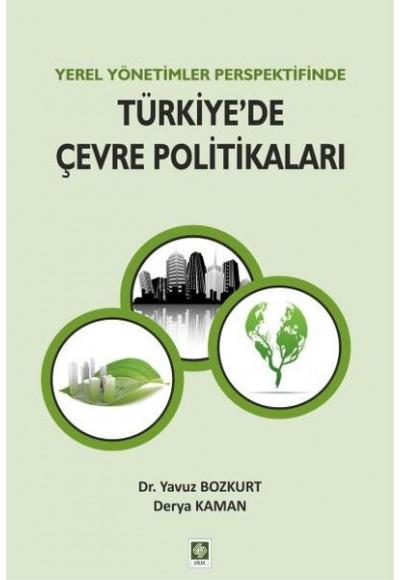 Türkiyede Çevre Politikaları