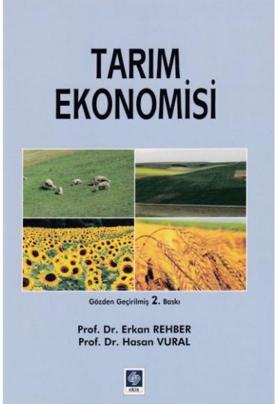 Tarım Ekonomisi (Erkan Rehber)