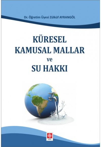 Küresel Kamusal Mallar ve Su Hakkı