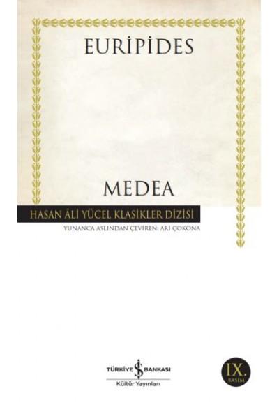Medea Euripides Hasan Ali Yücel Klasikleri