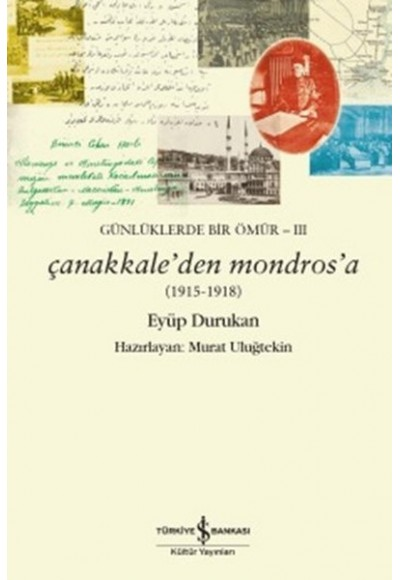 Çanakkaleden Mondrosa 1915 1918