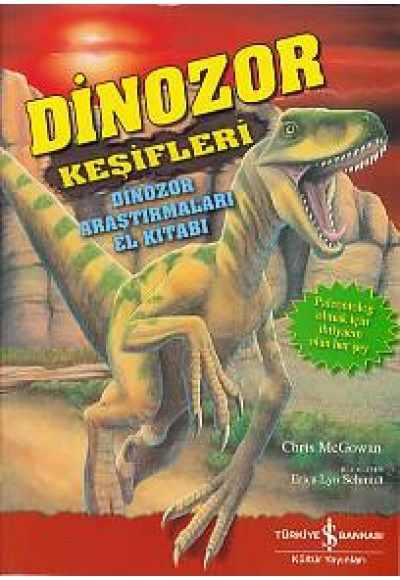 Dinozor Keşifleri Dinozor Araştırmaları El Kitabı