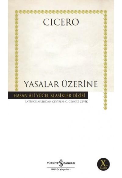 Yasalar Üzerine Hasan Ali Yücel Klasikleri