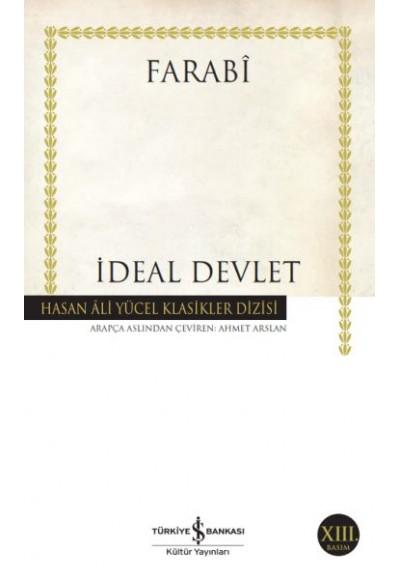 İdeal Devlet Hasan Ali Yücel Klasikleri