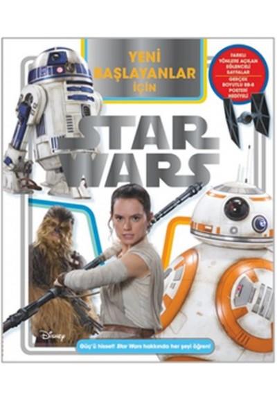 Yeni Başlayanlar İçin Star Wars Ciltli