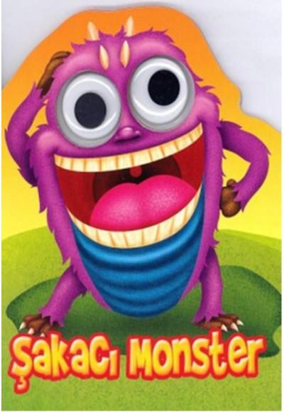 Patlak Gözler Dizisi Şakacı Monster
