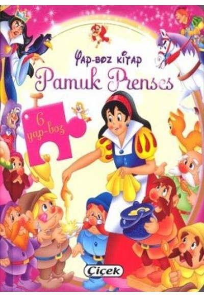 Yap-Boz Kitap - Pamuk Prenses