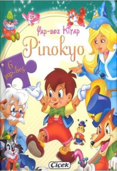 Yap Boz Kitap Pinokyo