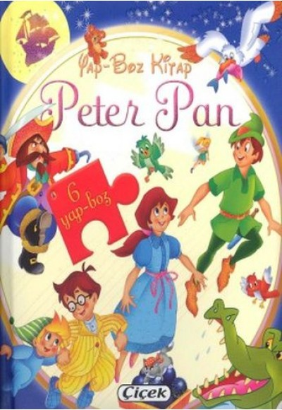 Yap-Boz Kitap - Peter Pan