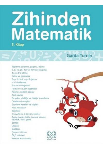 Zihinden Matematik 5. Kitap