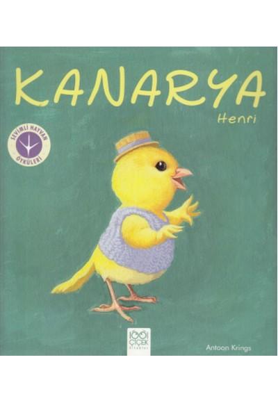 Sevimli Hayvan Öyküleri Kanarya Henri
