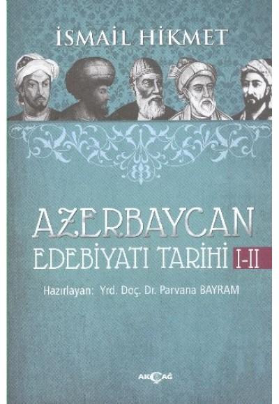 Azerbaycan Edebiyatı Tarihi I-II