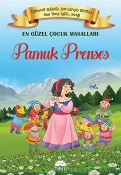 En Güzel Çocuk Masalları Pamuk Prenses