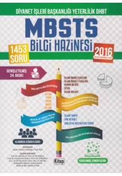 DGBT MBSTS Bilgi Hazinesi 2016