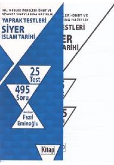 DHBT Siyer İslam Tarihi Yaprak Testleri