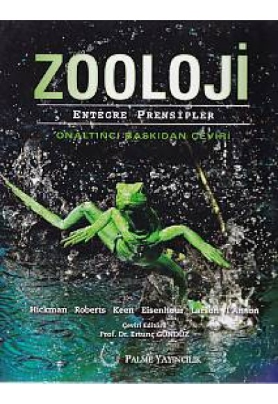 Zooloji Entegre Prensipler Ciltli