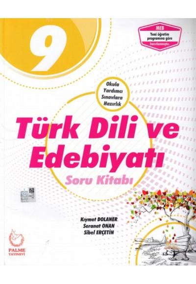 Palme 9. Sınıf Türk Dili ve Edebiyatı Soru Kitabı Yeni