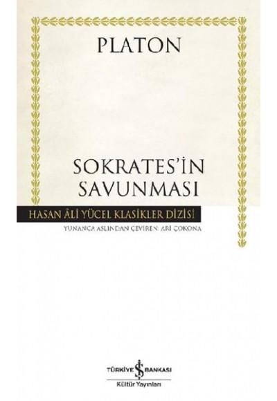 Sokratesin Savunması Hasan Ali Yücel Klasikleri Ciltli
