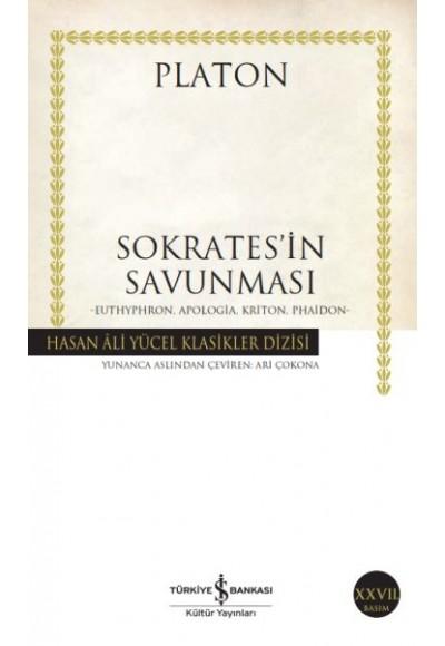 Sokratesin Savunması Hasan Ali Yücel Klasikleri