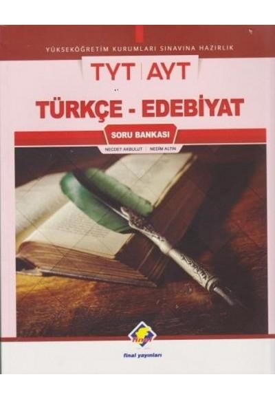 Final TYT AYT Türkçe Edebiyat Soru Bankası Yeni