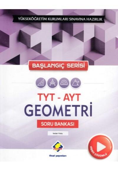 Final TYT AYT Geometri Soru Bankası Yeni