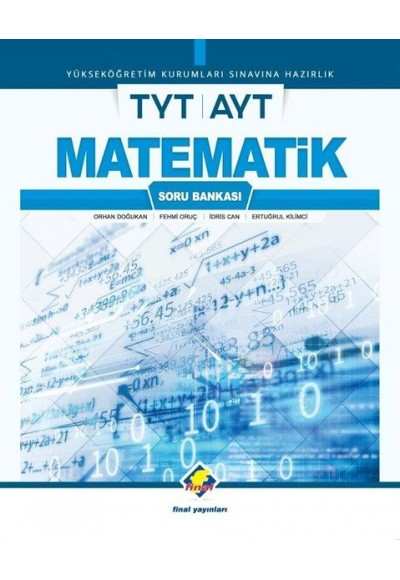 Final TYT AYT Matematik Soru Bankası Yeni
