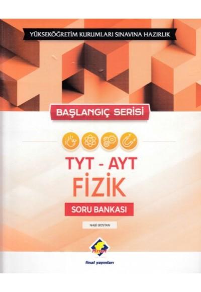 Final Başlangıç Serisi TYT AYT Fizik Soru Bankası Yeni