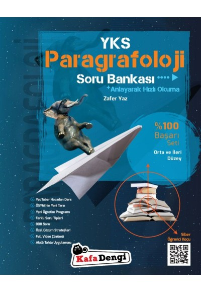 Kafa Dengi YKS Paragrafoloji Soru Bankası